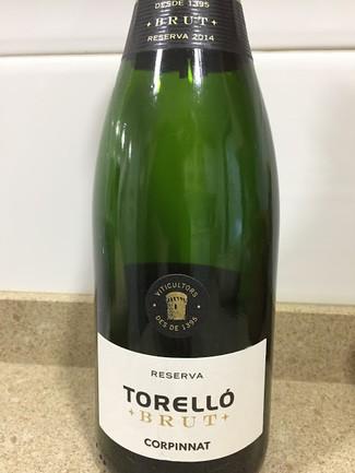 Torello brut reserva 2014