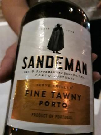 Porto Sandeman Fine Tawny