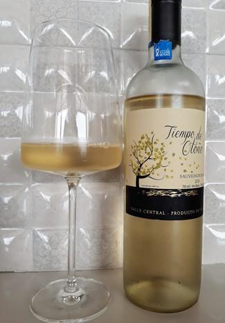 Tiempo de Otoño Sauvignon blanc 2018