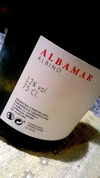 Albamar Albino 2016