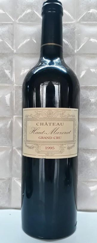 Château Haut - Mazerat 1995