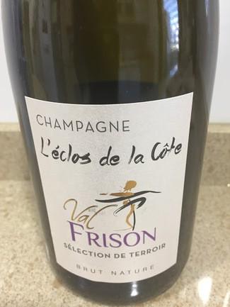 Champagne Valerie Frison L'Éclos de la Côte