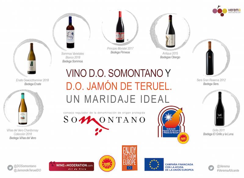 vinos DO Somontano
