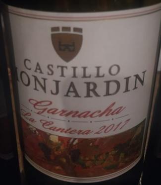 Castillo de Monjardín. La Cantera 2017