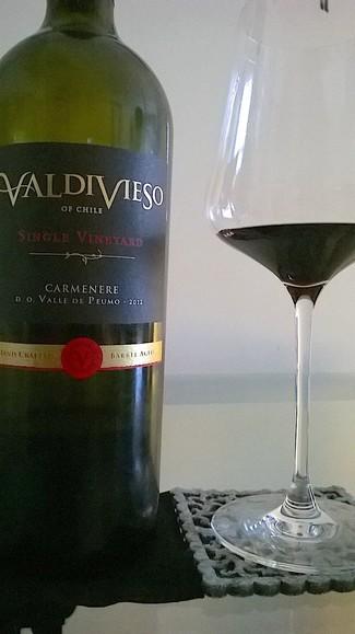 "Valdivieso ""Single Vineyard"" Carmenere 2012"