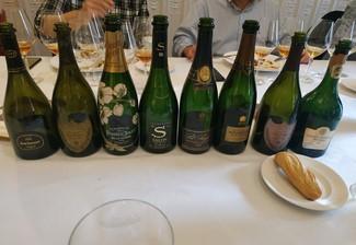 Champagnes Cuvée Prestige del 96
