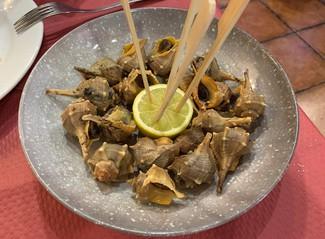 Restaurante El Jurelico en Almería