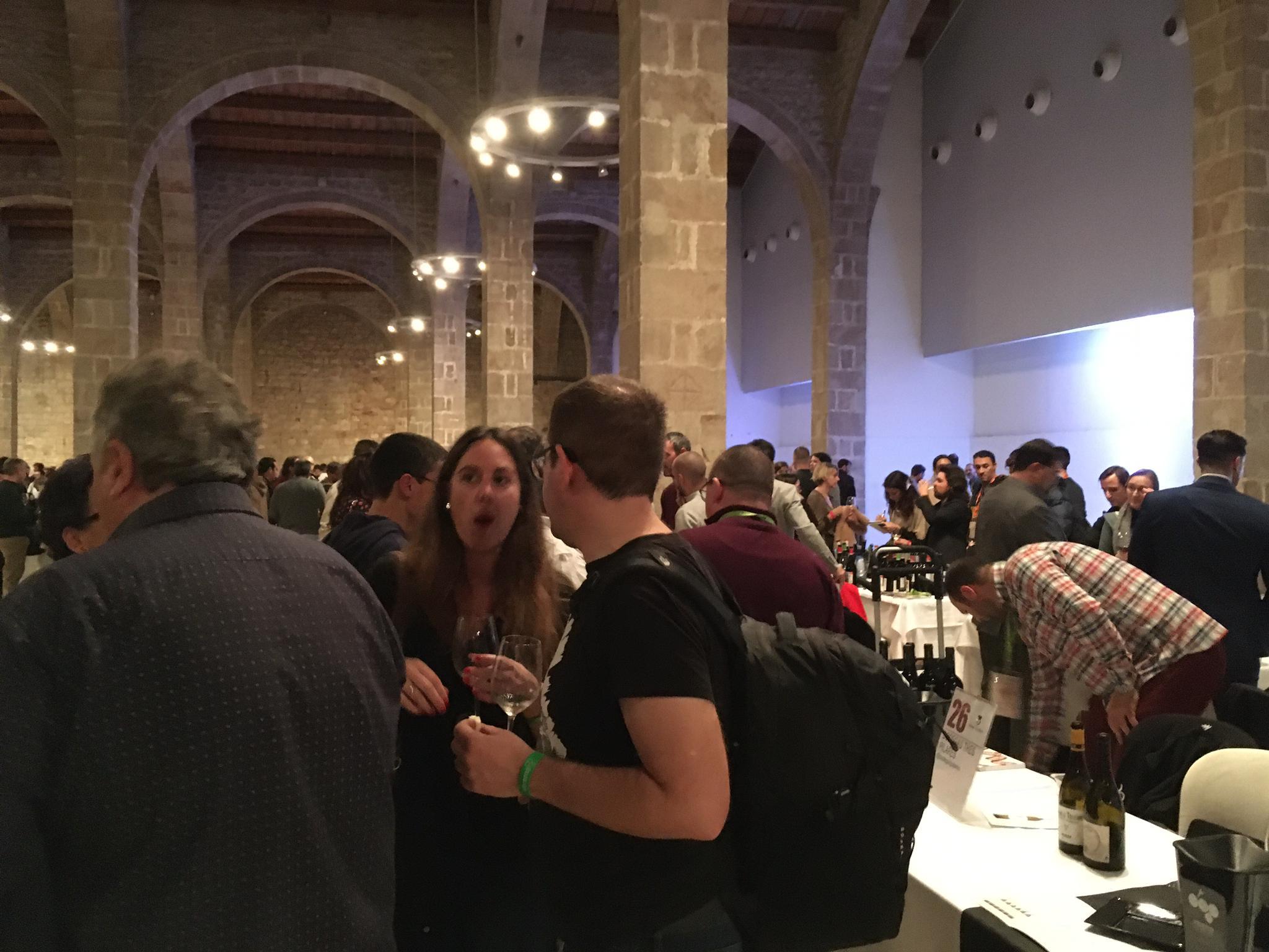 Experiencia Verema Barcelona 2019