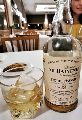 The Balvenie 12 years DoubleWood
