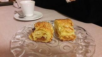 Café y Petits fours