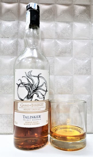 Talisker select reserve Game of Thrones Collection