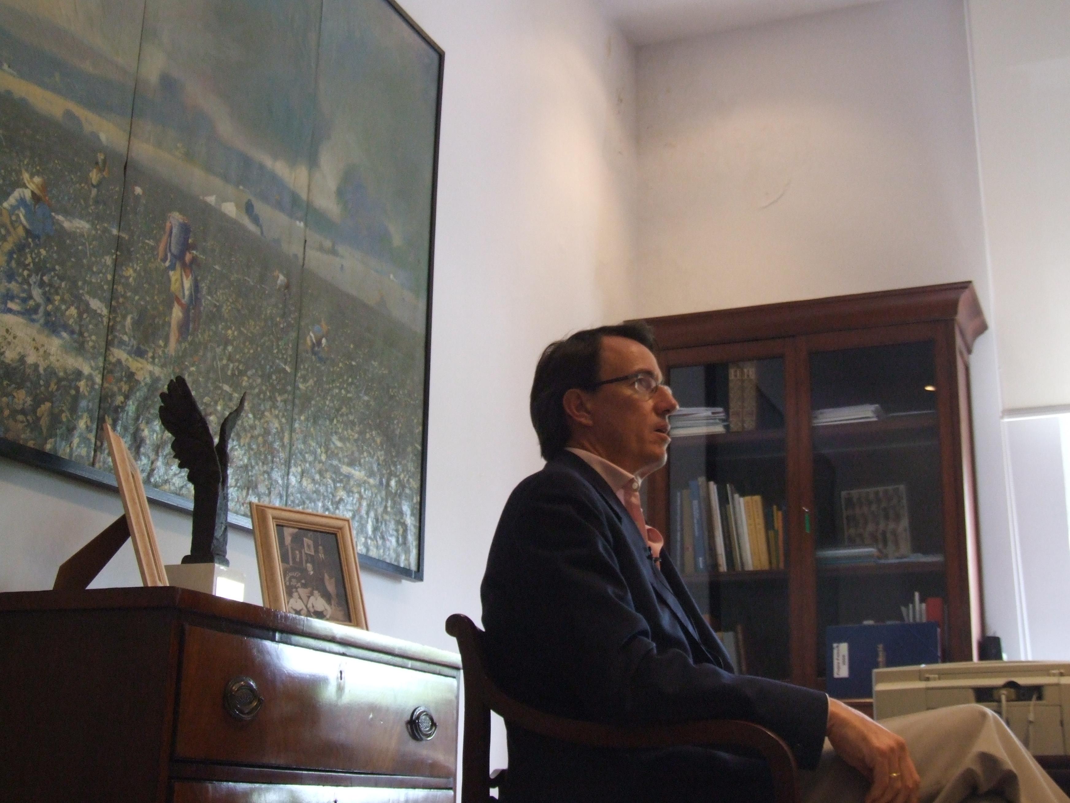 Mauricio Gonzalez-Gordon