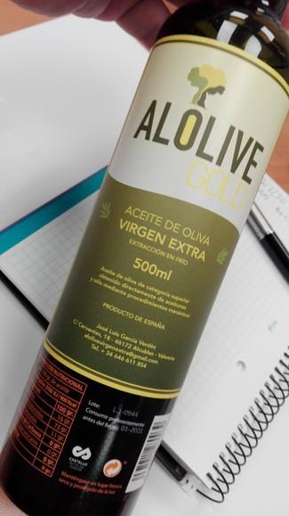 Alolive Gold 2019