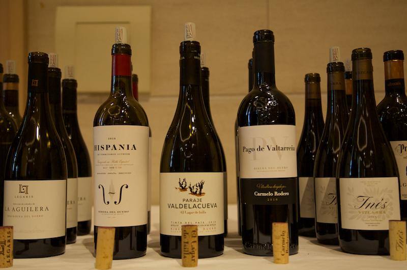Vinos Ribera del Duero Valencia