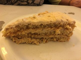 tarta castañas