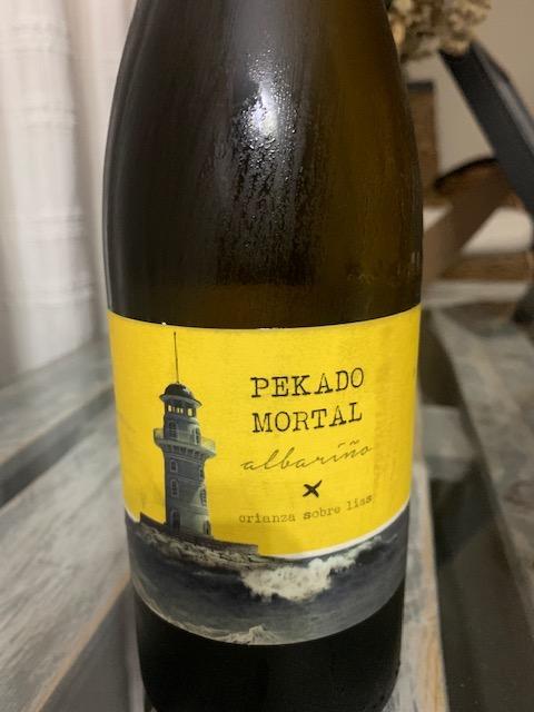 Pekado Mortal Albariño 2018