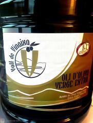 Aceite virgen extra variedad aberquina Vinaixa