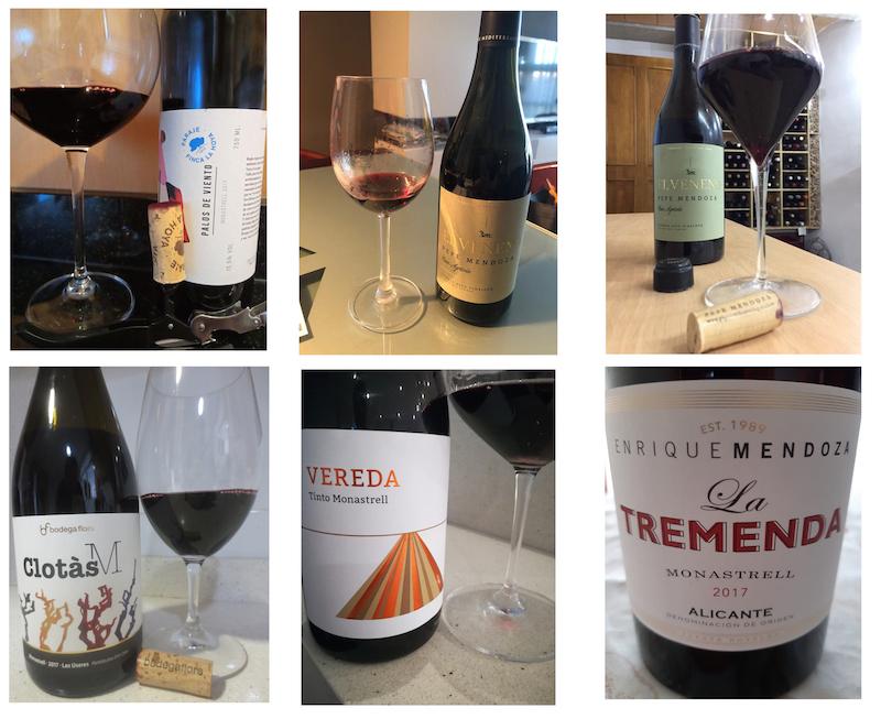 Vinos cata IV quedada foro vinos monstrell