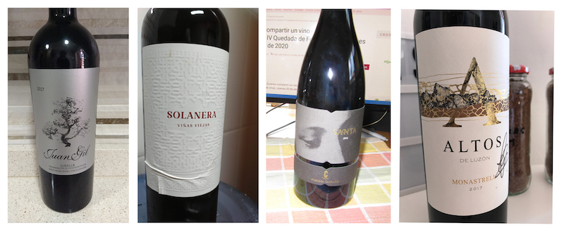Vinos IV quedada foro de vinos monasrell 2