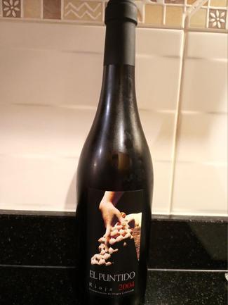 El Puntido 2004, DO Ca Rioja