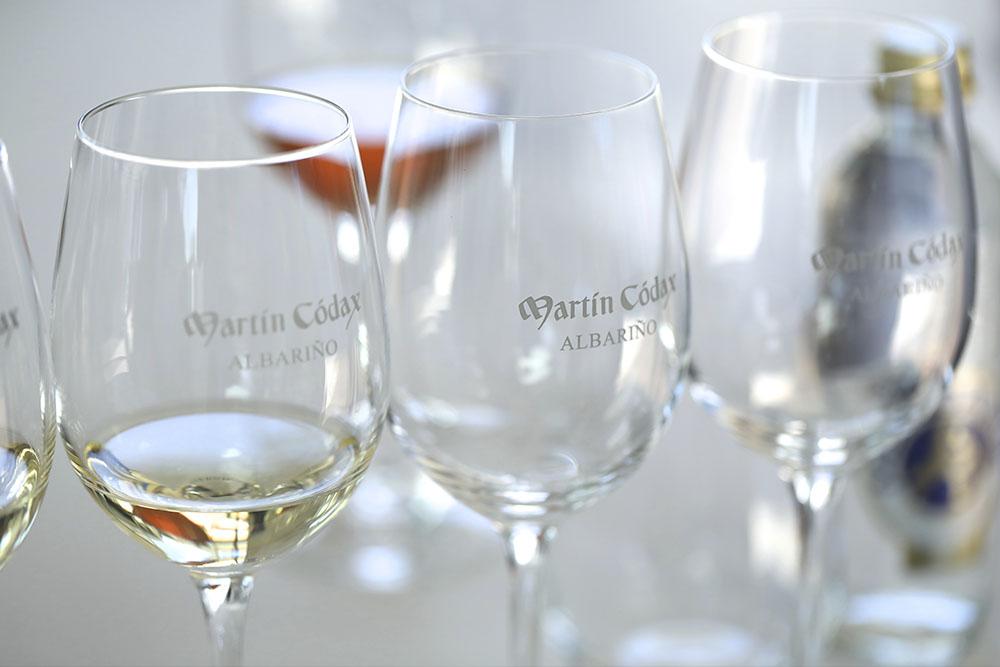 Tasting Martín Códax