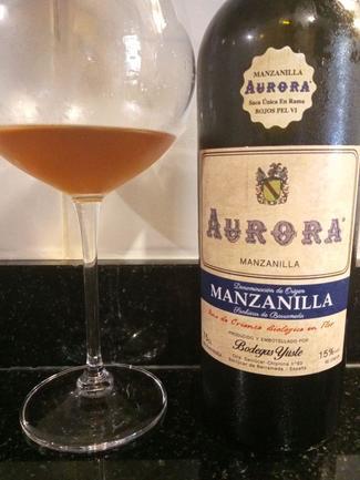 Manzanilla Aurora Saca Única en Rama BojosPelVi Junio 2017, DO Manzanilla de Sanlúcar