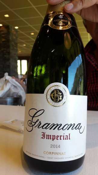 Gramona Imperial Gran Reserva 2014 Corpinnat