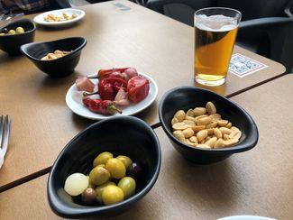 aperitivo y el gasto