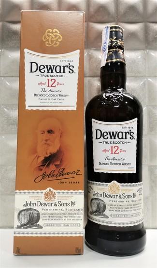 "Dewar's 12 años ""The Ancestor"""