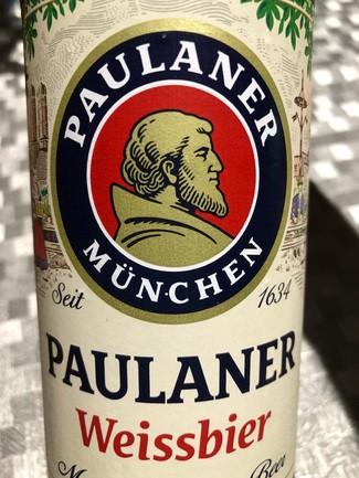 Paulaner München weissbier