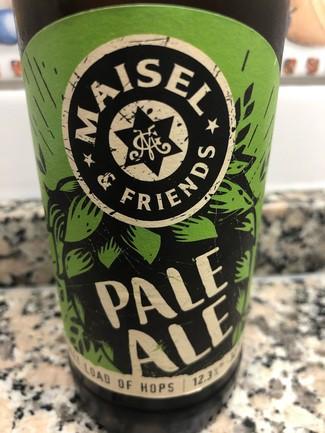 Maisel & friends pale ale