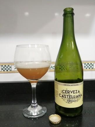 Cerveza Castellana Trigo 2020