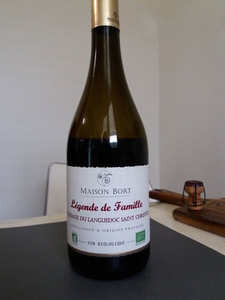 Légende de Famille AOP Coteaux du Languedoc 2016