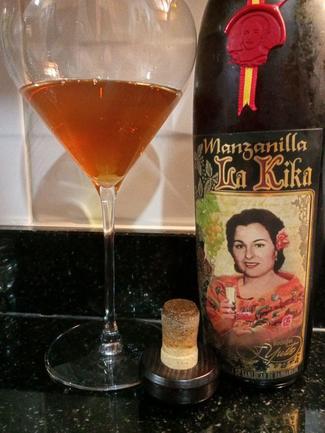 Manzanilla La Kika, DO Manzanilla-Sanlúcar de Barrameda