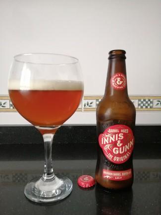 Innis&Gunn Bourbon Barrel