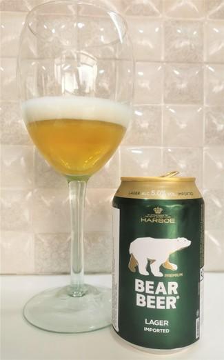 Bear Beer Lager